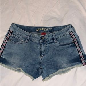 Arizona Jean shorts size 7